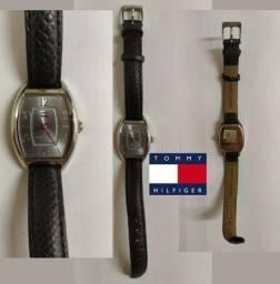 Título do anúncio: Tommy Hilfiger Relógio Couro Legítimo<br>