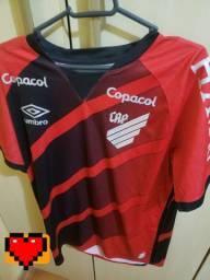 Camisa Athletico-PR 20/21 (Oficial)