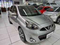 Nissan march 2018 1.6 sl 16v flexstart 4p xtronic