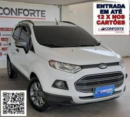 Ford ecosport 2017 1.6 freestyle 16v flex 4p manual