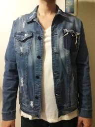 Título do anúncio: Jaqueta Jeans Calvin Klein Gg