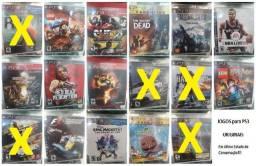 Vendo Jogos para PS3 todos Originais - Preços variados na Descrição