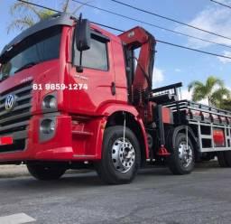 caminhão vw munck 24-250 2013