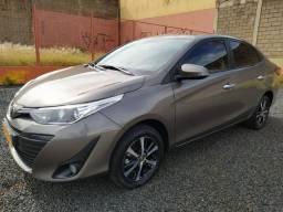 Toyota Yaris 1.5 16V FLEX SEDAN XLS MULTIDRIVE 4P