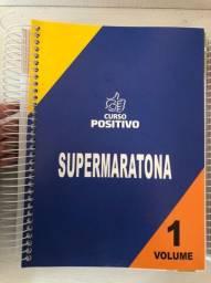 Apostilas supermaratona positivo 2020