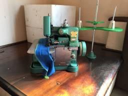 Maquina de costura butterfly overlock