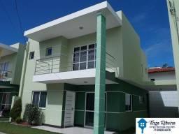 Alugo Casa Duplex  4/4 sendo (04 Suítes) Com Varanda e Closet - Pitangueiras