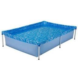 Vendo piscina 1000 litros
