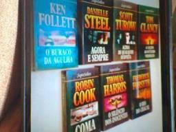 Super Sellers 7 livros. 50 reais