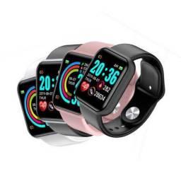 Smartwhatch y68/D20 Relógio Inteligente