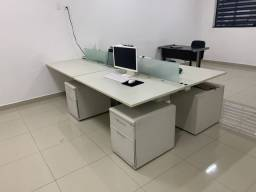Título do anúncio: Mesa escritório - ilha