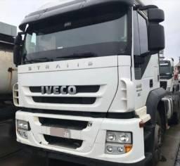 Título do anúncio: Vende-se caminhão Iveco Stralis 440/ 2014
