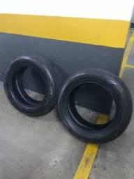 2 Pneus Dunlop Sport 235/55R17 azera Tiguan q3