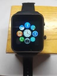 Título do anúncio: Relógio smartwatch seminovo.