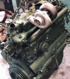 Título do anúncio: Motor 352A Retificado completo com garantia
