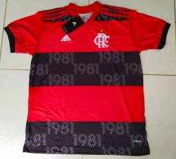 Título do anúncio: Camisa Flamengo Adidas 21/22 Novo Modelo Entrego