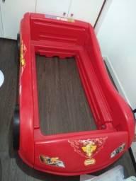 Título do anúncio: Mini cama McQueen