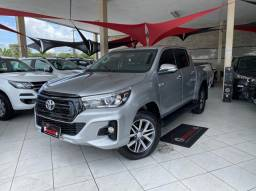 Hilux SRX 2017 A TOP IMPECAVEL ( Gmustang veiculos )