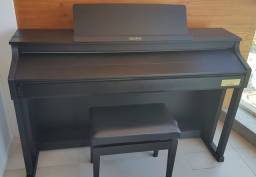Piano Digital Casio AP-700 Celviano Preto 88 teclas