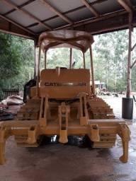 Trator de esteira D6c D6d caterpillar