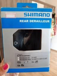 Câmbio traseiro Shimano deore m6000 10v