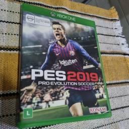 Título do anúncio: Pes 2019 - Xbox One