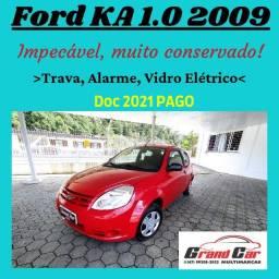 Lindo Ford Ka 1.0 2009/ Super Conservado