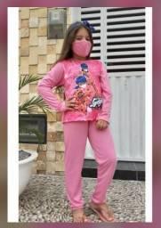 promocao: pijama infantil