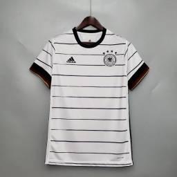 Camisa Seleção Alemanha Home 20/21   Tamanho M