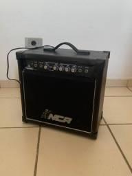 Cubo Amplificador Thunder Plus Distorção out NCA