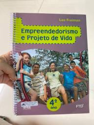 Empreendedorismo e Projeto de Vida 4° ano