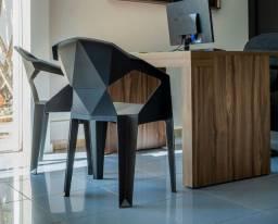 Cadeiras diamond 3D