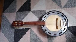 Título do anúncio: Banjo cavaco [sem uso] Clave