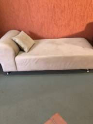 Vendo divã bege