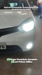 Led Premium 18000 Lumens Para Renalt Clio