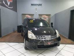 Título do anúncio: Nissan Livina 2012 1.6 16v flex 4p manual