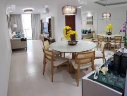 M - Apartamento no Flamboyant com 2 quartos e 1 suíte todo em porcelanato