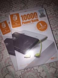 Carrgador Portátil 10000 Power Bank