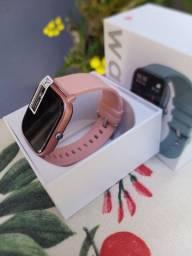 Colmi p8 rosé, bateri de até 7d, +200 watch faces