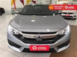 Honda civic 2.0 Ex 2018 IPVA GRÁTIS