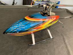 Heli aeromodelo t-rex 550 DFC
