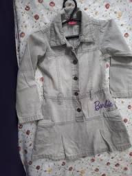 Troco roupas e sapatos infantis