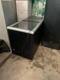 Freezer esmaltec 366 litros