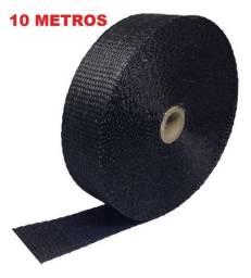 Título do anúncio: fita termica manta termotape escapamento 10 metros,,,