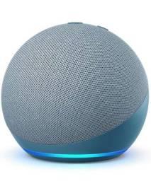 Alexa 4 - Novo Echo Dot (4ª Geração): Controle músicas por voz com Alexa
