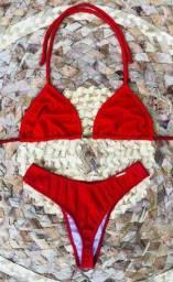 Bikinis curtininha