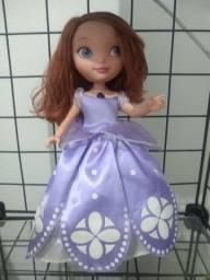 Boneca princesa Sofia
