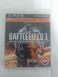Título do anúncio: Battlefield 3  Premium Edition PS3