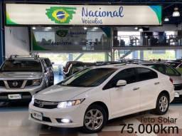 CIVIC 2012/2013 1.8 EXS 16V FLEX 4P AUTOMÁTICO