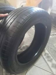 Título do anúncio: Vendo dois pneus aro 15 ( 185/60R15 84H )